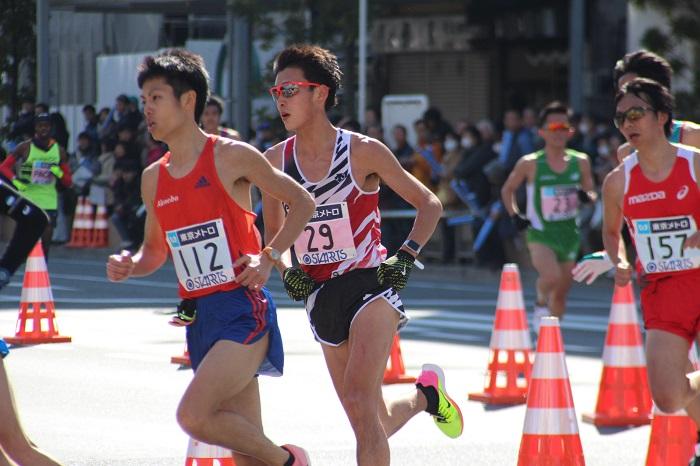 東京マラソン②.JPG