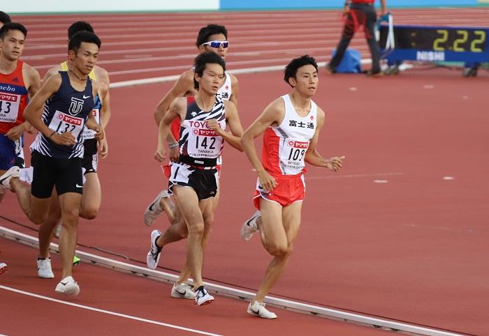 19日本選手権5000m②.JPG